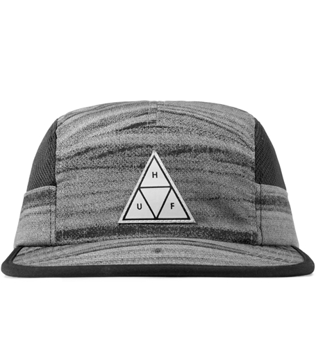 Huf Black Woodgrain Scout Volley Cap Hypebeast Store. Shop Online For Men's Fashion Streetwear Sneakers Accessories