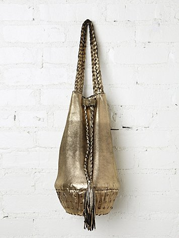 En Shalla Balboa Bucket Bag at Free People Clothing Boutique