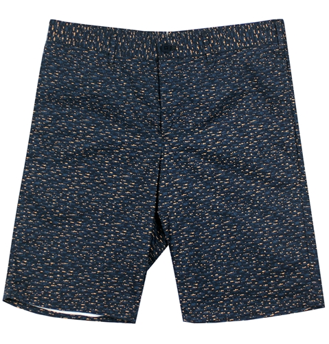 Norse Projects Bruno Shorts With Slub Print Huh. Store