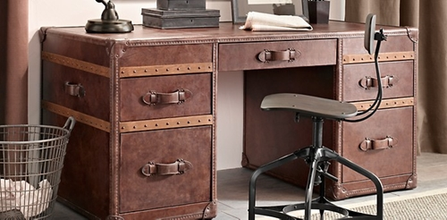 mayfair home office restoration hardware nuji