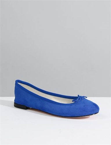Repetto Ballerina Cendrillon Electric Blue