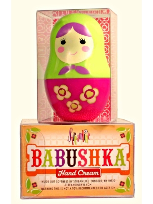 Matryoshka Hand Cream Only 9.80 Unique Gifts Home Decor Karma Kiss
