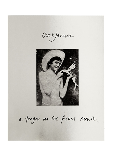 A Finger In The Fishes Mouth Derek Jarman Ln Cc