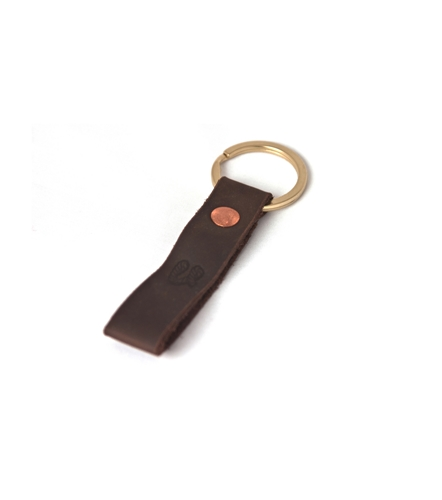 Leather Key Fob Vacate Carry