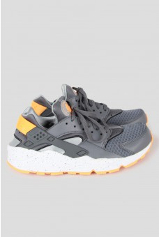 Nike Sportswear Air Huarache Cool Grey Atomic Mango