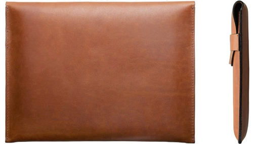 Leather iPad Sleeve Kaufmann Mercantile Store
