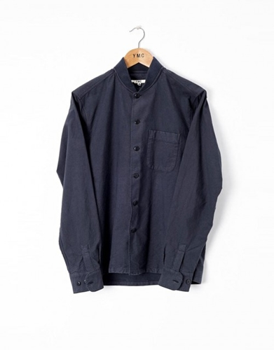 Rib Collar Shirt You Must Create Ymc