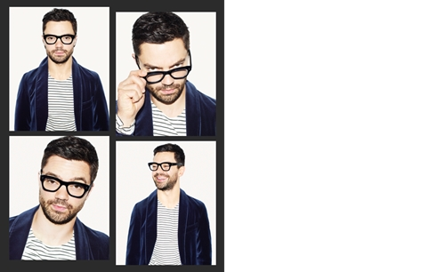 Mr Dominic Cooper The Look The Journal Mr Porter