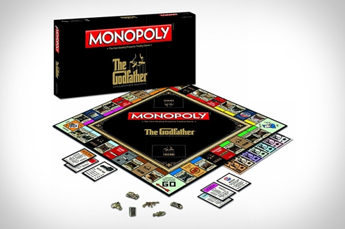 Monopoly The Godfather Edition Uncrate