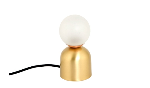 Monoqi Bullarum Bonbon Lamp Brass