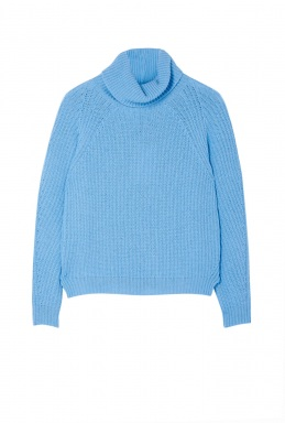 Sportmax Code Utilita Ribbed Roll Neck Jumper By Sportmax Code