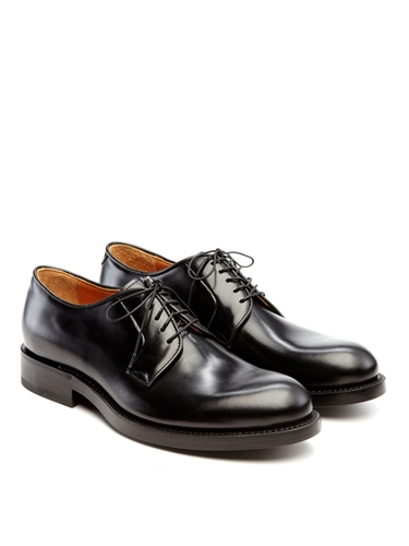 Raf Simons Smooth Lace Up Dress Shoes At Park And Bond
