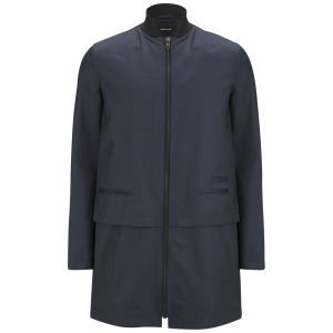 Surface To Air Men's Lasek Long Jacket V1 Navy Clothing Free Uk Delivery Over 50