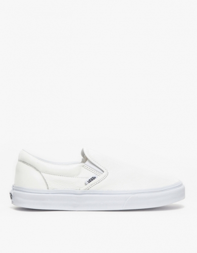 Classic Slip On Leather