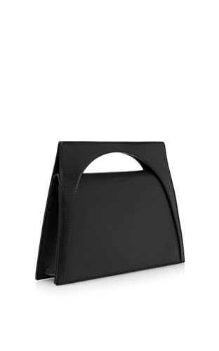 Moon Leather Clutch By J.W. Anderson Moda Operandi