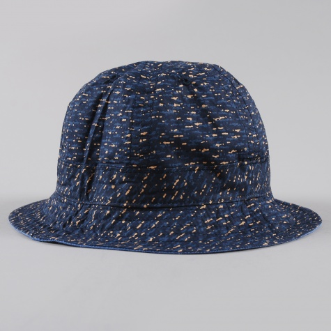 Norse Projects Slub Print Charter Navy