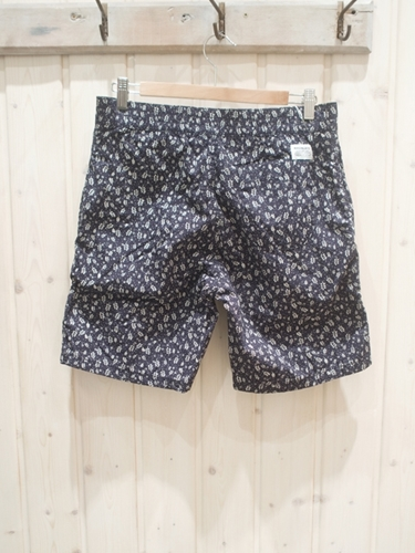 Harvest Norse Projects Randoey Shorts Navy