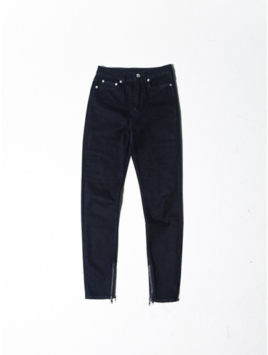 Blk Dnm Jeans 8 High Waisted Legging Indigo Oak