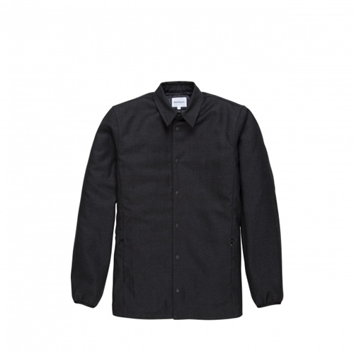 Norse Projects Jens Worsted Wool Shirt Norse Projects