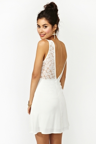 Daisy Dream Dress in What s New at Nasty Gal