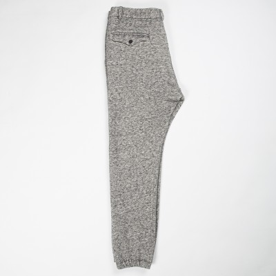 Barena Bocio Pants In Grey Melange Atoo.Co.Uk