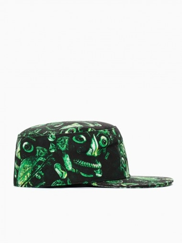 Skull Cap From F W2014 15 Ktz X Been Trill Capsule Collection In Green
