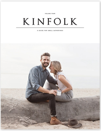Kinfolk Magazine Volume Four