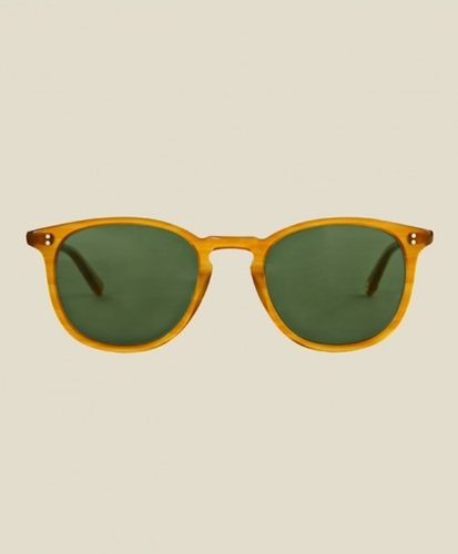 STAG Garrett Leight Kinney Butterscotch SUNGLASSES