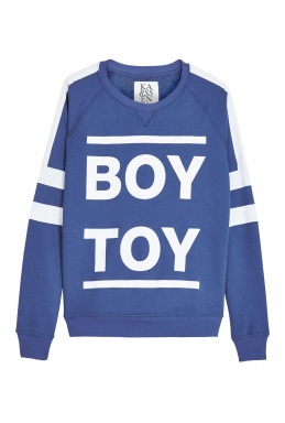 Zoe Karssen Boy Toy Sweater By Zoe Karssen
