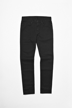 Black skinny jeans
