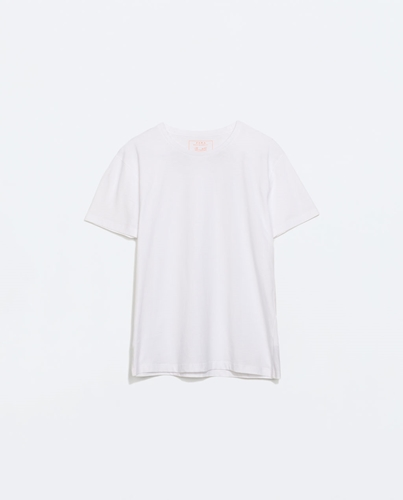T Shirt Relaxed Fit T Shirts Homme Zara France