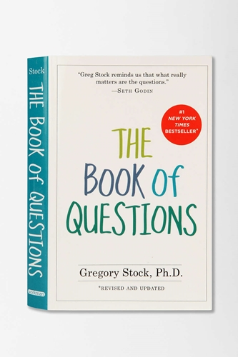 The Book Of Questions By Gregory Stock Ph.D. Urban Outfitters