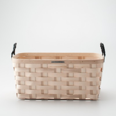 White Ash Storage Baskets Schoolhouse Electric Supply Co 