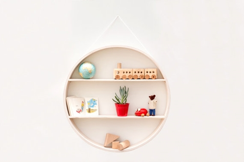 Circular Shadow Box To Display Your Vintage Midcentury By Senkki