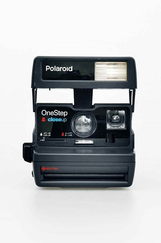 Impossible Refurbished 80S Style Polaroid 600 Camera And Film Set Urban Outfitters