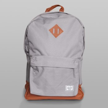 Herschel Supply Backpack Grey Heritage Herschel Bags At Denim Geek Online