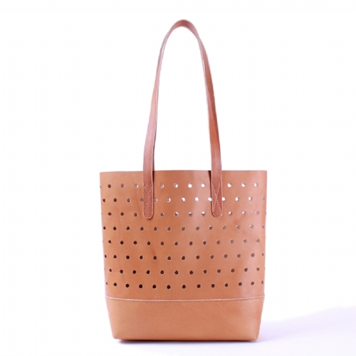 Tote Perforated Querida Modern Bags and Accessories