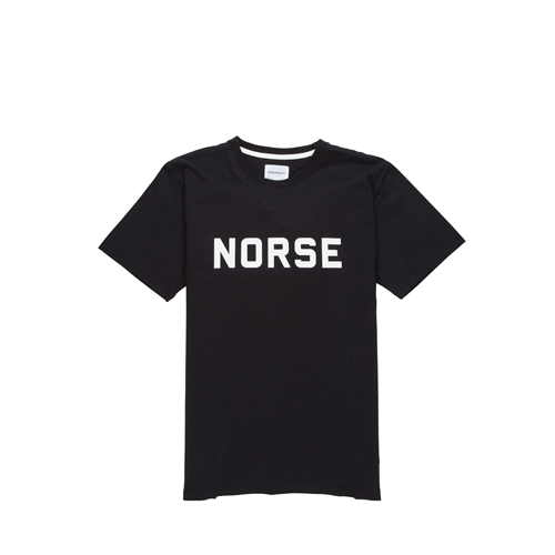 Norse Projects Niels Logo T Shirt Norse Projects