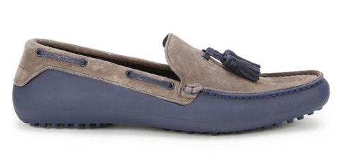H By Hudson Florio Tassel Loafer