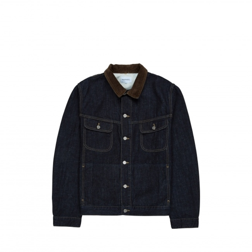 Norse Projects Five Denim Jacket Norse Projects