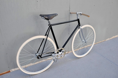 Bertelli Biciclette Assemblate New York City Domenica