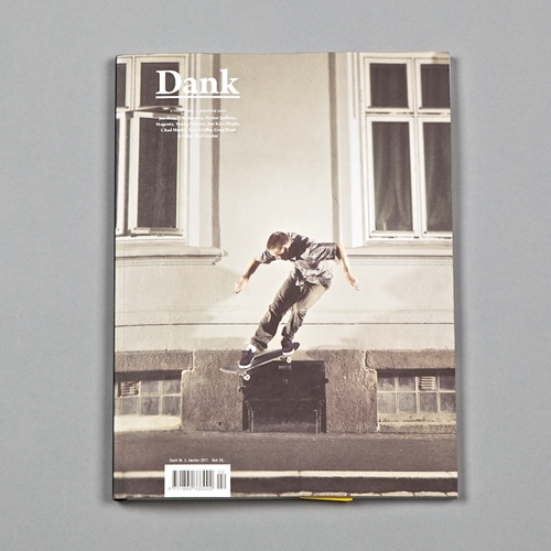 Flatspot Dank Magazine Issue 2
