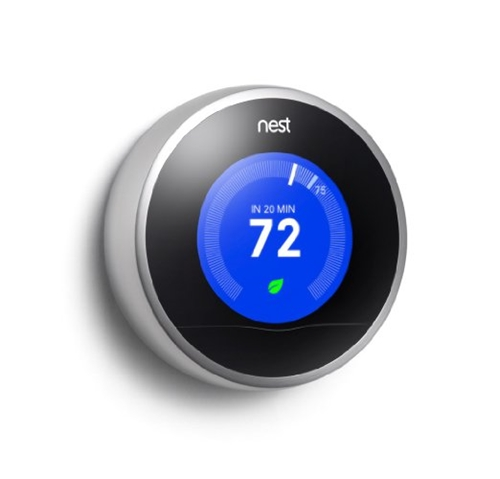 Nest Learning Thermostat 2Nd Generation T200577 Amazon.Com