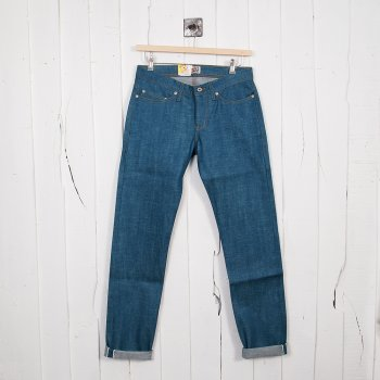 Naked Famous Denim Jeans Weirdguy Royalcast Broken Twill Selvedge At Denim Geek