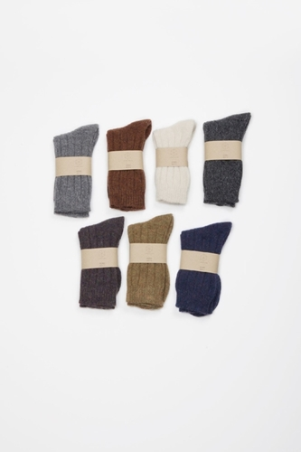 Homecore Chaussette Wool Centre Commercial