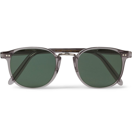 Cutler And Gross D Frame Acetate Sunglasses Mr Porter