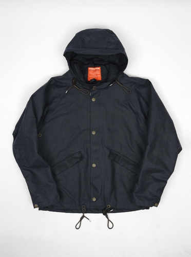 Nigel Cabourn Aircraft Jacket Navy Present London