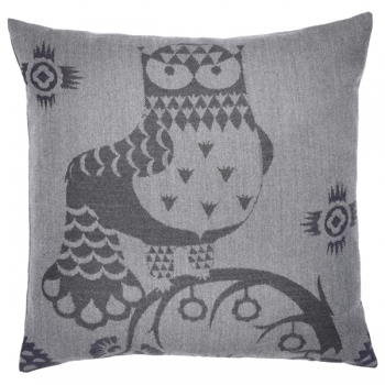 Taika Cushion Cover Grey Pillows Decoration Finnish Design Shop