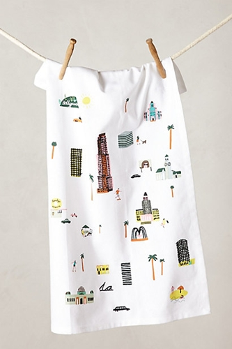 Citywide Tea Towel Anthropologie.Eu