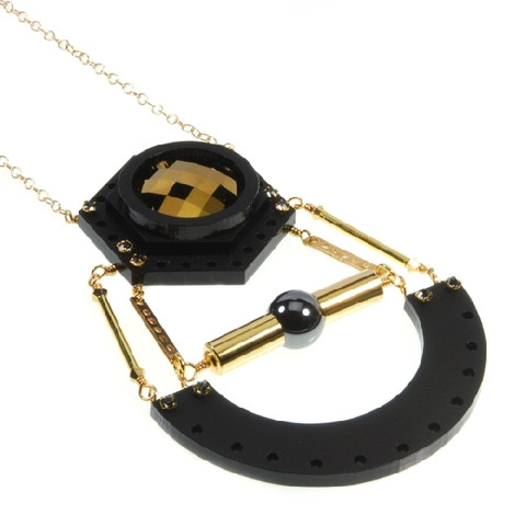 Www.Theshop.Co.Uk Merle O'grady Exclusive Anchor Pendant